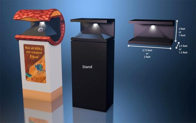 Holographic Animation